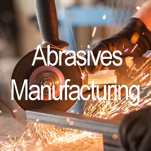 Abrasives Manufacturing a market that will benefit from Blue Box Technology's Solutions