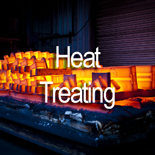 Heat Treating, a market that will benefit from Blue Box Technology's Solutions
