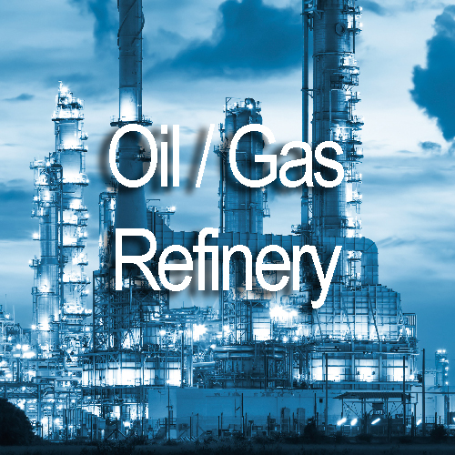 Oil & Gas Refineries will benefit from Blue Box Technology's Solutions