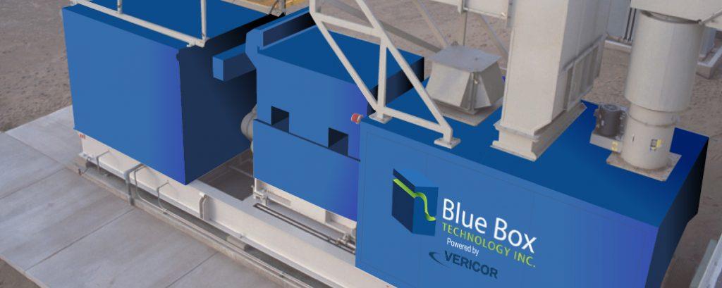 Blue Box Technology's BBT 3.5 MW Gas Turbine