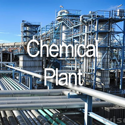 Chemical Manufacturing, a market that will benefit from Blue Box Technology's Solutions