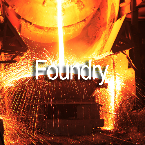 Foundries, a market that will benefit from Blue Box Technology's Solutions