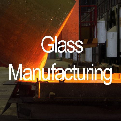 Glass Manufacturing a market that will benefit from Blue Box Technology's Solutions