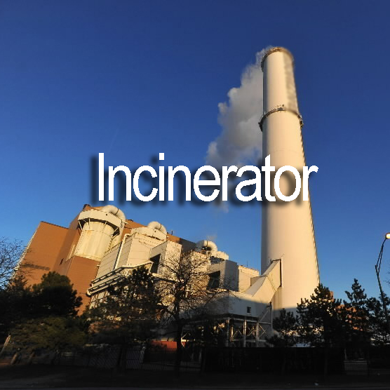 Incineration, a market that will benefit from Blue Box Technology's Solutions