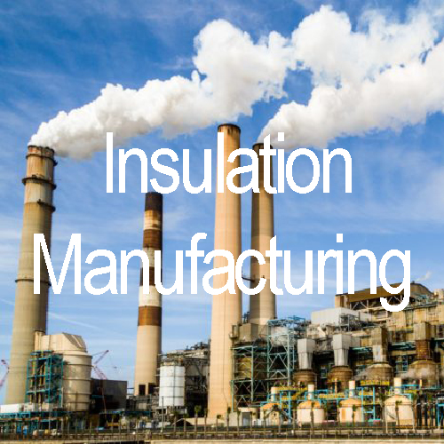 Insulation Manufacturing a market that will benefit from Blue Box Technology's Solutions