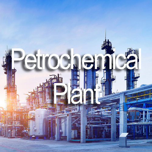 Petro Chemical Plants will benefit from Blue Box Technology's Solutions