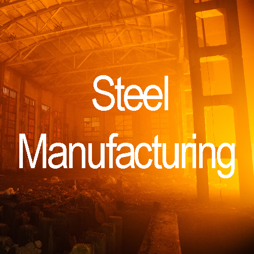 Steel Manufacturing a market that will benefit from Blue Box Technology's Solutions